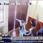 Trujillo: Empresario reconoció a implicado en robo y exige pena de muerte