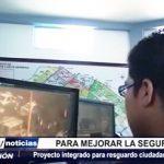 Moche: Se mejorará la seguridad ciudadana con proyecto integrado en el distrito