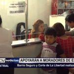 Ministerio del Interior y la Corte Superior de Justicia apoyarán a moradores de El Porvenir