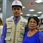 Universidad César Vallejo brinda bienvenida a futuros ingenieros