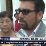 Víctor Larco: Regidor denuncia irregularidades en el gasto público 2017