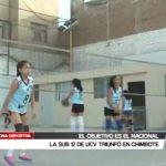 Vóley: La Sub 12 de UCV triunfó en Chimbote