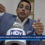 Trujillo: Sepa cómo deducir el impuesto a la renta para el 2018