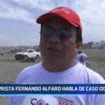 Trujillo: Aprista Fernando Alfaro habla de caso ODEBRECHT