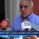 Trujillo: Subgerente de Defensa Civil indicó que el periodo de sequía llegó a su fin