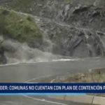 """COER La Libertad: """"Comunas no cuentan con plan de contención por lluvias"""""""