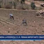 Trujillo: Minera La Poderosa y Gobierno Regional firman importante convenio por Pataz