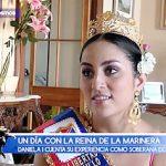 La Fiesta de mi Tierra: Daniela I cuenta su experiencia como soberana del concurso