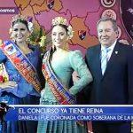 Infomarinera: El concurso ya tiene reina Daniela I soberana de la Marinera