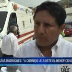 """Elías Rodríguez: """"A Cornejo le asiste el beneficio de la duda"""""""