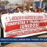 Trujillo: Fonavistas reclaman por trabas en sus pagos