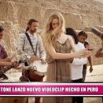 Joss Stone lanzó nuevo videoclip hecho en Perú