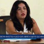 La Libertad: ODECMA investiga a jueza que liberó a sujetos que hirieron a policía