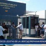 Trujillo: Médicos legistas de La Libertad preparan denuncia masiva