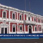 Trujillo: Municipalidad Provincial devuelve al Estado casi 2,5 millones de soles