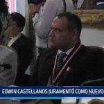 Trujillo: Edwin Castellanos juramentó como nuevo Consejero