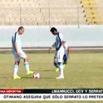 Segunda División: Otiniano asegura que sólo Serrato lo pretende
