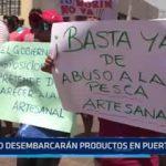 Salaverry: Pescadores artesanales no desembarcarán productos en Puerto Morín
