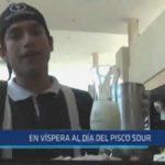 Trujillo: En vísperas al Día del Pisco Sour