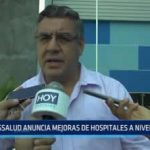 Trujillo: EsSalud anuncia mejora de hospitales a nivel nacional