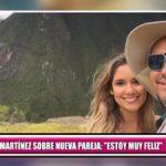 """Roberto Martínez sobre su nueva pareja: """"Estoy muy feliz"""""""