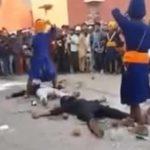 Festival Indio termina en tragedia