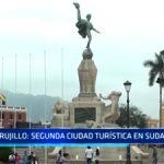 Trujillo es la segunda ciudad turística en Sudamérica