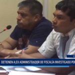 Áncash: Detienen a ex administrador de Fiscalía investigado por desfalco