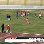 Primera División: Alfonso Ugarte 3 – 0 UNT