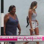 Alondra García Miró es captada junto a 'Doña Peta', madre de Paolo Guerrero