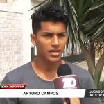 Arturo Campos deja Municipal y pasa a formar parte de Athletic Boys de El Porvenir