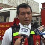 Víctor Larco: Comuna pretende desalojar a bomberos