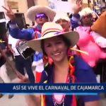 Informe Especial: Así se vivió el carnaval de Cajamarca