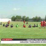 Mannucci: Carlistas inician la pretemporada y entrenan en Moche