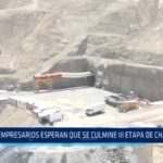 La Libertad: Empresarios esperan que se culmine tercera etapa de Chavimochic