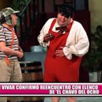 """Édgar Vivar confirmó reencuentro con elenco de """"El Chavo del 8"""""""