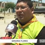 Juan José Fort llegó al Club del Pueblo y espera convenios