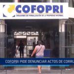 La Libertad: COFOPRI pide denunciar actos de corrupción