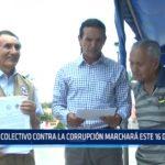 Trujillo: Colectivo contra la corrupción marchará este 16 de febrero