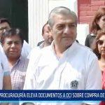 MPT: Procuradoría eleva documentos a OCI sobre compra de compactadoras