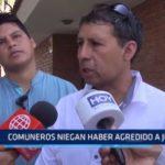Llacuabamba: Comuneros niegan haber agredido a juez