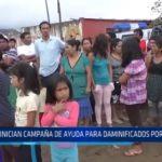 Trujillo: Inician campaña de ayuda para damnificados por lluvias