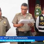 Trujillo: Decomisan droga dentro y fuera del Penal El Milagro