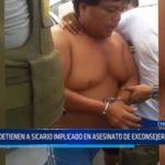 Chimbote: Detienen a sicario implicado en asesinato de ex consejero Nolasco