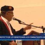 Lima: Proyecto de ley beneficiará a ex combatientes del Cenepa