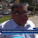 Áncash: Prisión contra ex funcionario de la Fiscalía por desfalco de dinero