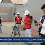 SEGAT: Hamblet López sostiene que se han suplantado documentos ante la OCI