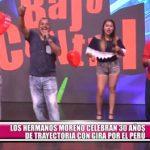 Los Hermanos Moreno celebran 30 años de trayectoria con gira por el Perú