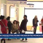142 casos de esterilizaciones forzadas en tres provincias de La Libertad