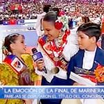 Infomarinera: Parejas disputaron con emoción el título del concurso en la final